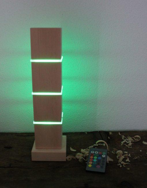 zirbenlampe eckig strom winkler gerhard. Black Bedroom Furniture Sets. Home Design Ideas